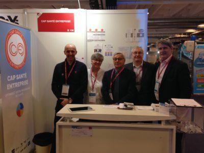Salon des comités d'entreprise : Cap Santé Entreprise